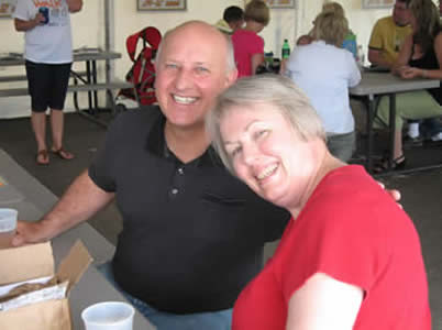 Gary Jurek & Rose Allen (DMAD Founding Mother)